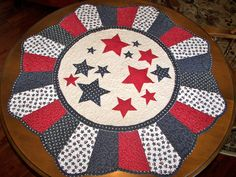 Round Table Topper Patterns   Item Details Reviews (1) Shipping & Policies