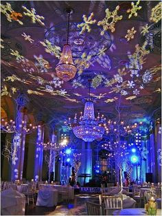 58 Trendy Ideas For Wedding Winter Wonderland Reception Holiday Parties Prom Themes, Event Themes, Event Decor, Holiday Party Themes, Holiday Parties, Ideas Party, Tea Parties, Corporate Christmas Party Ideas, Winter Parties