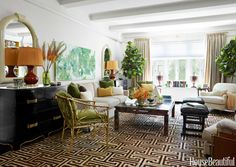 Celerie Kemble and Caroline Irvin on Dressing Up a Classic Apartment  - HouseBeautiful.com