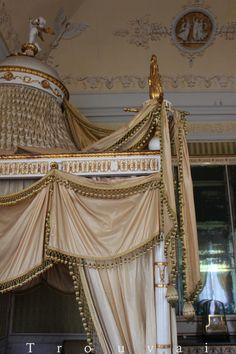 Napoleon Bonaparte Bed at Villa Pisani