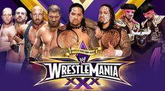 Tag Team Championship Match: The Usos (Champions) vs. Los Matadores vs. The Real Americans vs. Ryback and Curtis Axel