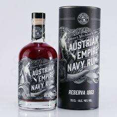 Austrian Empire Navy Rum Reserva 1863 - 0.7 L