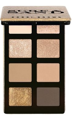 Shimmering sun-kissed sultry look!  In love with this palette
