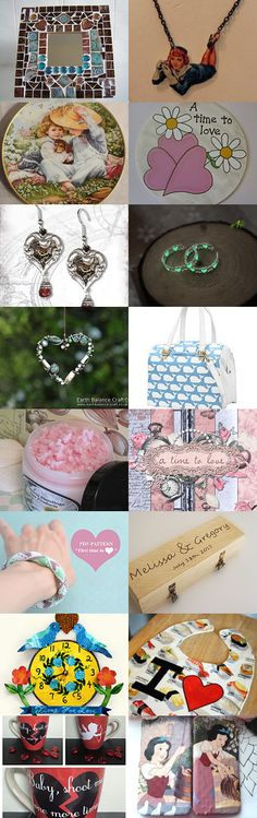 a TiME tO Love... by Orietta Falconi on Etsy--Pinned with TreasuryPin.com