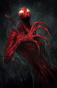 Image detail for -Carnage // artwork by Jimmy Xu (2011)