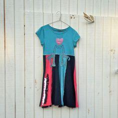 little Giraffe Love Panel Tunic / Mini Dress by by CreoleSha, $87.99