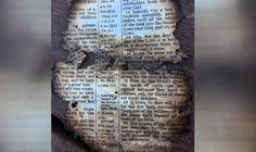 Homem acha em escombros página da bíblia - https://radioc.org/homem-acha-em-escombros-pagina-da-biblia-356/