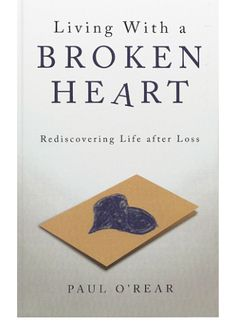 """""""Living With a Broken Heart."""" Everyone has experienced – or will experience – the death of someone they love. How do you go on living when it seems your heart will never be whole again? How do you get back to a place where your life doesn't feel completely broken and shattered? Is that even possible? And how do you help a friend who seems hopelessly adrift on the dark sea of grief? This book offers hope to grievers, and practical advice to those wanting to help someone who is grieving."""