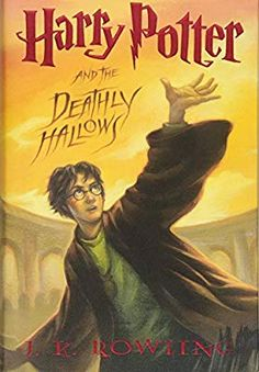 32188711f0d Harry Potter and the Deathly Hallows (Book 7)  J. K. Rowling