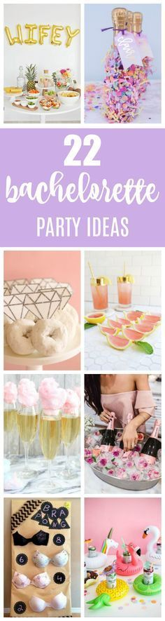 22 Fabulous Bachelorette Party Ideas | Pretty My Party