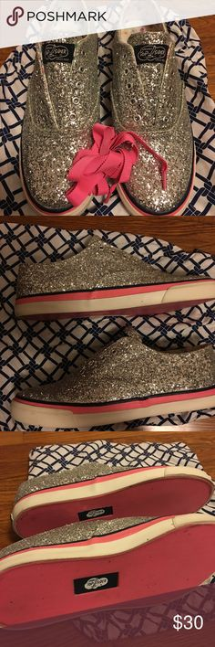 Selling this Milly for Sperry Top-Sider Glitter Sneaker - 8.5 on Poshmark! My username is: heyjenray. #shopmycloset #poshmark #fashion #shopping #style #forsale #Sperry Top-Sider #Shoes