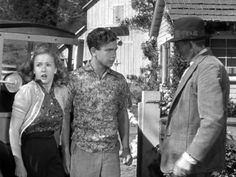 Nancy Drew Trouble Shooter - Move, released 1939, third movie