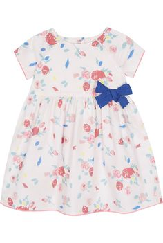 PETIT BATEAU - Floral print cotton dress 3-24 months | Selfridges.com