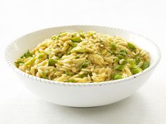 Lemon Orzo from FoodNetwork.com