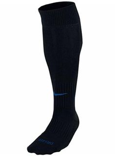 6cbf9f094 Details about Nike Dri Fit Classic Soccer Socks Blue White Maroon 394386  Medium or Large