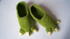 Master Yoda Slippers PDF Star Wars Apparel by stepbystepatterns