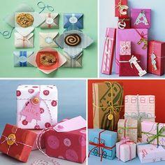 ideas para envolver los regalos