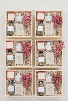 Learn about award-winning custom client gift box design services at Marigold & Grey, where we specialize in client wedding gifts, gifts for photography clients and more. Wedding Welcome Bags, Wedding Gifts, Wedding Unique, Wedding Ideas, Custom Gift Boxes, Customized Gifts, Personalized Anniversary Gifts, Personalized Gifts, Personalized Products