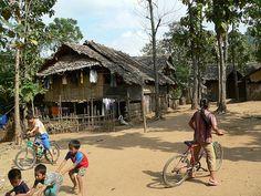Mae Sot Refugee community Thailand