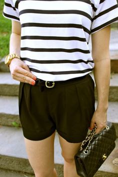The perfect simple outfit for summer.