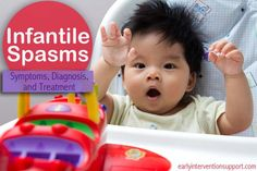 What are infantile spasms?