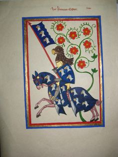 Codex Manesse copy