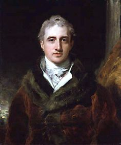 Lord Castlereagh, Robert Stewart 2nd Marquess of Londonderry