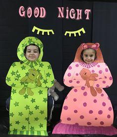 Wedding Hall Decorations, Pajama Party, Slumber Parties, Pre School, Pyjamas, Good Night, Party Time, Kindergarten, Aurora Sleeping Beauty