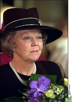 Queen Beatrix - became the Queen on 30 April 1980, Koninginnedag.I was lucky to be in The Netherlands when the reign changed from Queen Juliana to Queen Beatrix.