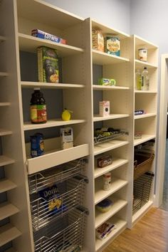 Come Explore Our Pantry Shelving Gallery For The Full Collection Of Pantry  Storage Accessories Offered By Carolina Closets.