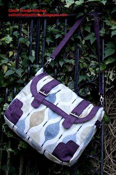 Kennedy Bag Pattern ~ Nézd meg a zsákokat! | Varrni Mama Varrni | Kiemelkedő varrás, foltvarrás, és kézimunka oktató 2005 óta.