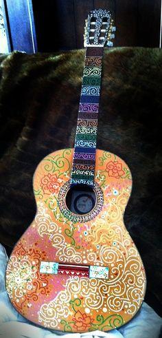 guitar art | Tumblr