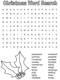 Christmas Coloring Pages Word Searches Picture 19 550x733 picture