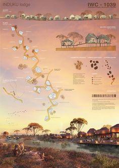 Galería - IWC África: anuncian ganadores de ideas sobre centro de visitantes en reserva natural de Sudáfrica - 5: