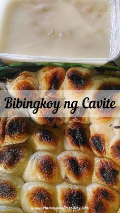 You searched for Bibingkoy ng Cavite - Mama's Guide Recipes Filipino Dishes, Filipino Desserts, Asian Desserts, Filipino Recipes, Filipino Food, Pinoy Food, Pinoy Recipe, Rice Cake Recipes, Rice Cakes