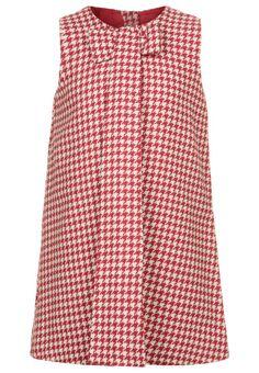 Benetton - Skjortklänning - Rött Retro Baby 26292175b805b
