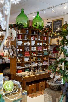 A vintage woodland Christmas....