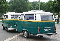 Cool vintage / retro micro-caravan - when a bus just isn't enough