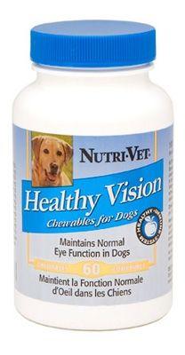 Nutri-Vet Healthy Vision Canine Chewables ~ available @ http://doggyinwonderland.com/item_1314/Nutri-Vet-Healthy-Vision-Canine-Chewables.htm only $15.99!