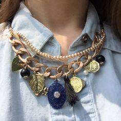 Statement Fashion Necklace
