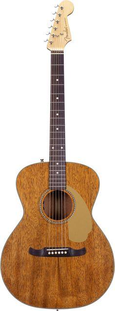 FENDER Pro Custom Newporter™ Acoustic Guitar