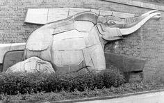 Viktor Schreckengost, Cleveland Zoo,1955