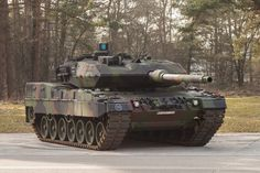 Bundeswehr Leopard 2 A7 (4623 x 3082)