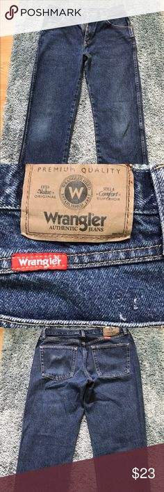 Men's Wrangler Straight Leg Jeans Size 32x32 Selling men's wrangler, straight leg Jeans in very good condition. They are size 32x32. There no rips, stains or frays. Please feel free to ask any questions you may have. Wrangler Jeans Straight