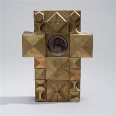 A CERAMIC RELIEF by Rut Bryk
