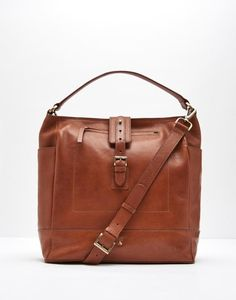 Belsize Chestnut Leather Tote Bag , Size One Size Joules Uk, Backpack Purse, Tote Bag, Fabric Bags, Shopper Bag, Laptop Bag, Fashion Bags, Women's Accessories, Totes