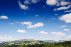 Vibrant Hills of the English Lake District. Available as a Print here.