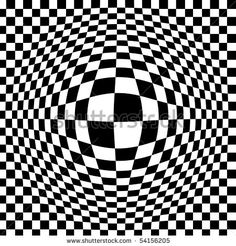 Quilt illusions | Optical Illusion Stock Photo 54156205 : Shutterstock