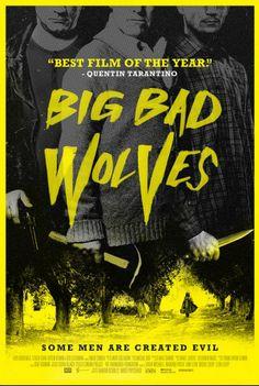 Poster do filme: Big Bad Wolves. Direção de Aharon Keshales e Navot Papushado. Um filme que fala de morte e vingança de um jeito poucas vezes visto no cinema! Previsão de estréia: Março de 2014