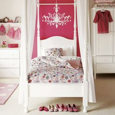 Involving Children in Decorating Their Rooms